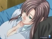 Hentai Porn: Because of this, Yuto had a new mother and a sister, Erika
