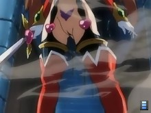 Hentai Rape: Our topless heroine will need all her cunning and physical prowess to bring her enemies to heel!